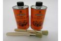 Olio nutriente e impermeabilizzante per cuoio