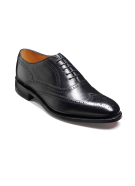 Barker Newport Black calf