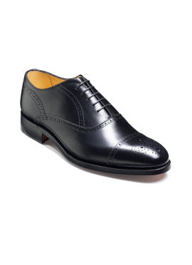 Barker Newcastle black calf