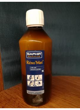 RenoMat sgrassatore decerante per pellami lisci 500 ml