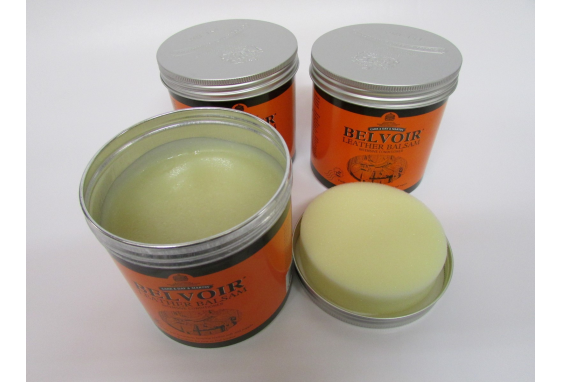 Balsamo nutriente per pellami lisci o cuoio