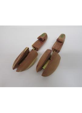 Tendiscarpe legno doppia estensibilità