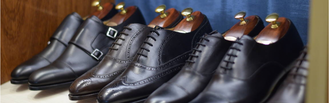 Barker English Shoes